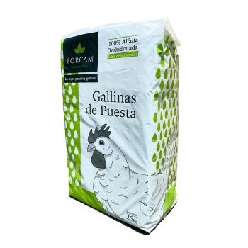 BALA ALFALFA DESHIDRTADA GALLINAS