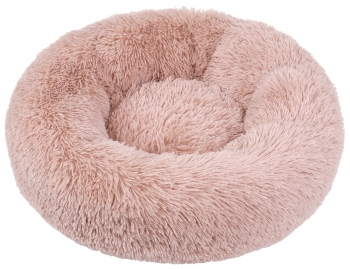 CAMA PUFF SMOOTH BASKET ROSA