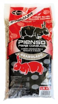 PIENSO CONEJO ENANO - 1