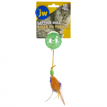 JW CATACTION LATTICE BALL WITH TAIL - 1