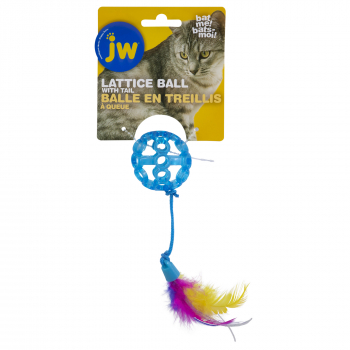 JW CATACTION LATTICE BALL WITH TAIL - 2