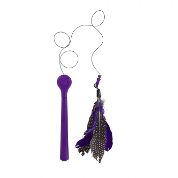 JACKSON GALAXY JG AIR WAND WITH TOY - 2