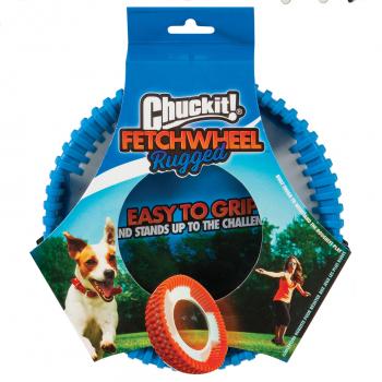 CHUCKIT RUGGED FETCH WHEEL - 1