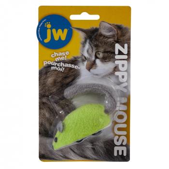 JW CAT ZIPPY MOUSE