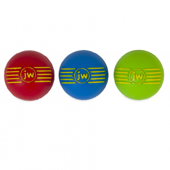 JW ISQUEAK BALL - 3