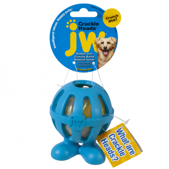 JW CRACKLE HEADS CRACKLE CUZ