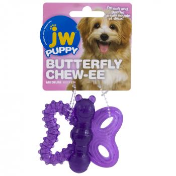 JW BUTTERFLY CHEW-EE TEETHER