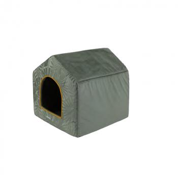 CAT HOME VEGETAL T 38X41X36CM