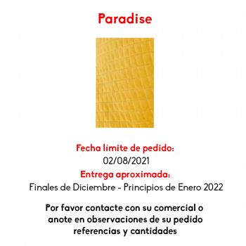 NEST DELUXE PARADISE T 40X20CM - 1