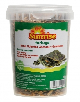 SUNRISE TORTUGA STICKS, ANCHOAS GAMMARUS