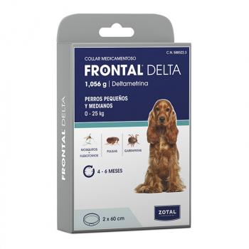FRONTAL DELTA COLLAR 60CM - 1