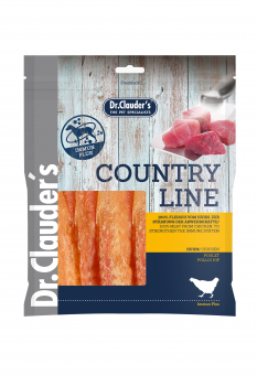 DOG SNACK COUNTRY LINE POLLO 170G