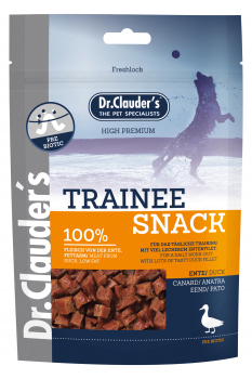 DOG SNACK TRAINEE SNACK PATO 80G