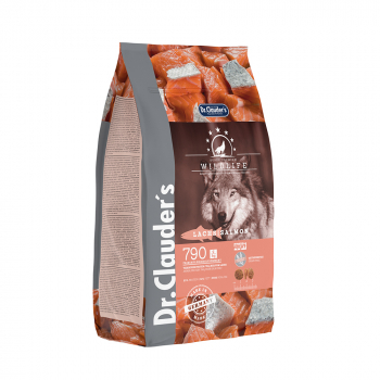 DOG DRY WILDLIFE SALMON - 1