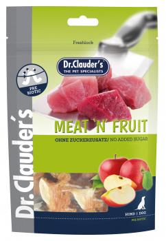 DOG SNACK MEAT&FRUIT MANZANA Y POLLO 80G