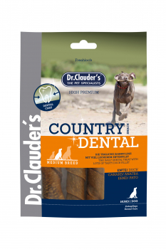 DOG SNACK COUNTRY DENTAL PATO
