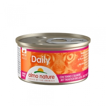 CAT WET DAILY GRAIN FREE MOUSE 85G - 2