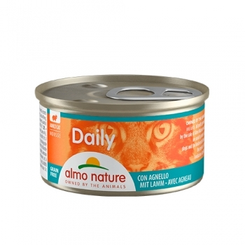 CAT WET DAILY GRAIN FREE MOUSE 85G - 6