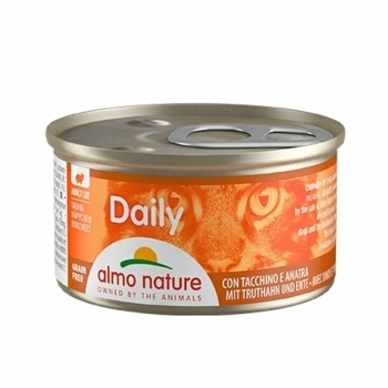 CAT WET DAILY GRAIN FREE TROCITOS 85G