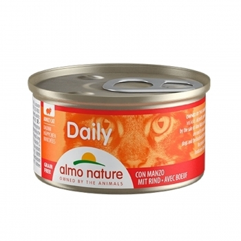CAT WET DAILY GRAIN FREE TROCITOS 85G - 2
