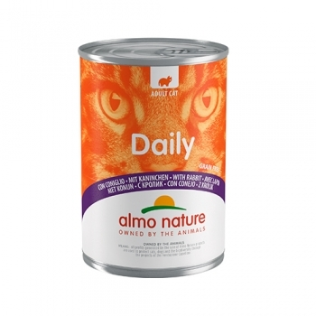 CAT WET DAILY GRAIN FREE MOUSSE 400G