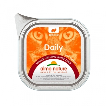 CAT WET DAILY GRAIN FREE MOUSSE 100G - 4