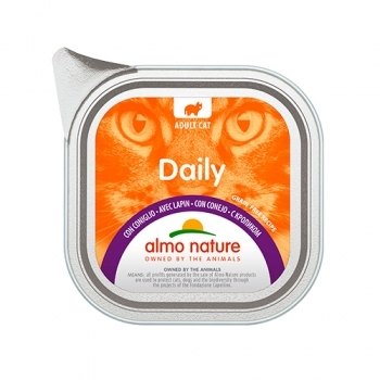 CAT WET DAILY GRAIN FREE MOUSSE 100G - 5