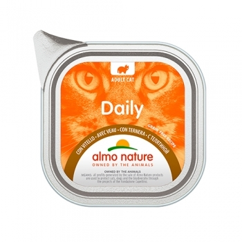 CAT WET DAILY GRAIN FREE MOUSSE 100G - 6
