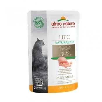 CAT HFC NATURAL PLUS 55 G
