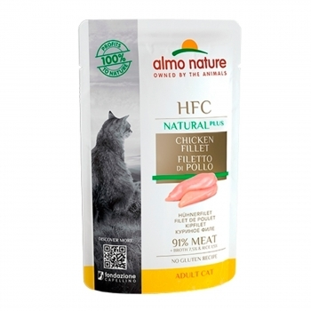 CAT HFC NATURAL PLUS 55 G