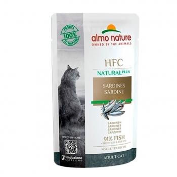 CAT HFC NATURAL PLUS 55 G - 3