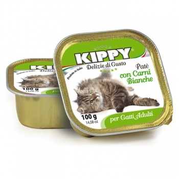 CAT KIPPY CARNE BLANCA