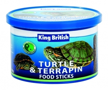 TURTLE AND TERRAPIN FOOD STICKS