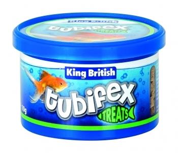 TUBIFEX FISH TREAT