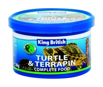 TURTLE AND TERRAPIN FOOD