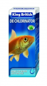 SAFE GUARD DE-CLHORINATOR