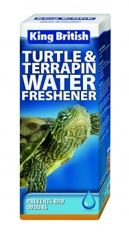 TURTLE AND TERRAPIN WATER FRESHENER