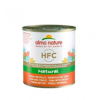 CAT HFC NATURAL 280G - 3