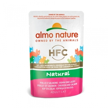CAT HFC NATURAL 55G - 5