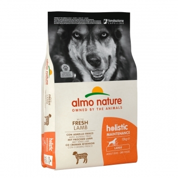 DOG DRY HOLIST ADULT LARGE CORDERO Y ARROZ - 1