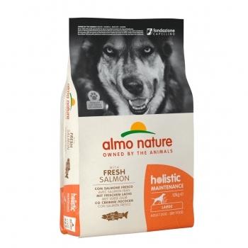 DOG DRY HOLIST FRESH ADULT LARGE SALMON Y ARROZ - 1