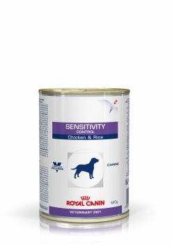 SENSITIVITY CONTROL CANINE CHICKEN & RICE