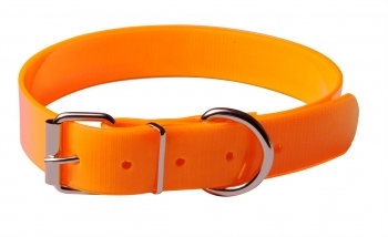 COLLAR FLUO GRAVABLE NARANJA