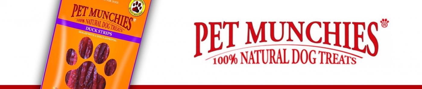 Marca Pet Munchies
