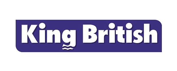 Banner Marca King British