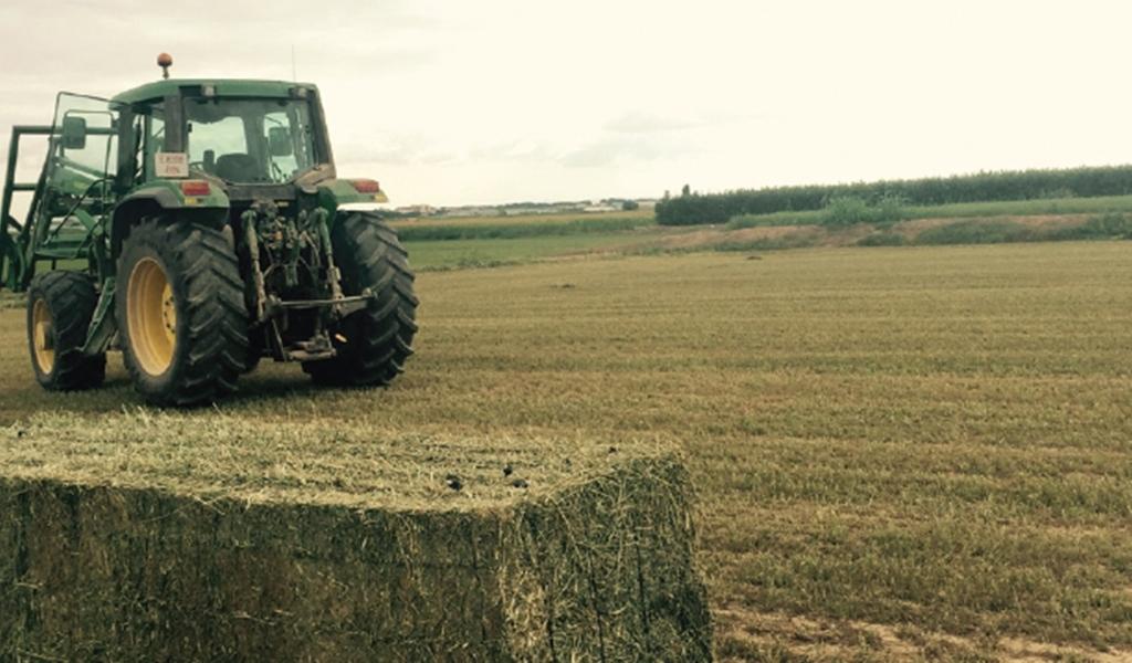 tractor heno