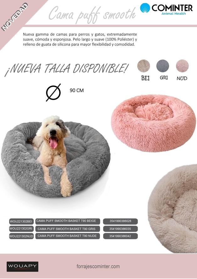 Nueva cama puff wouapy