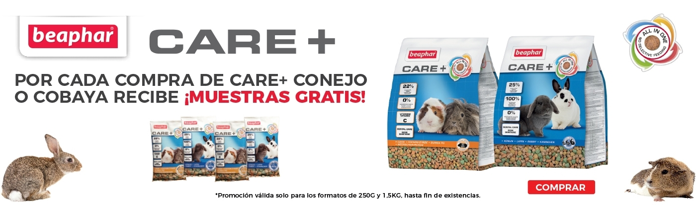 CARE PLUS MUESTRAS