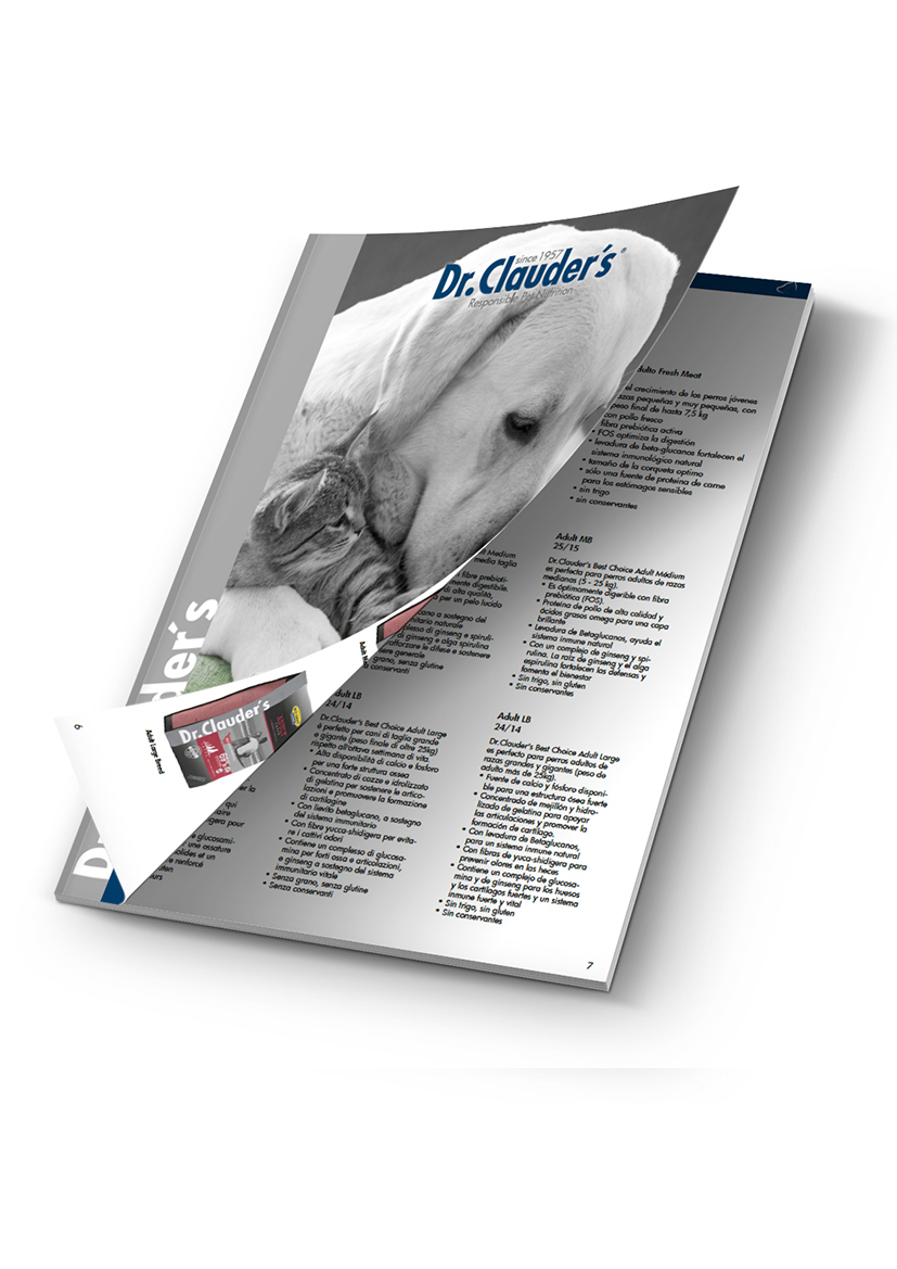 Catalogo Dr.Clauder's