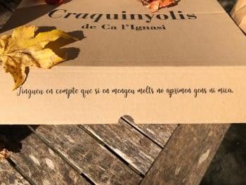 Craquinyolis d'avellana i xocolata - 2